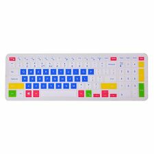 FORITO Pink Keyboard Protector Cover Skin For Dell Inspiron 15 i5558 3000 5000