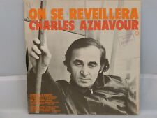 Charles Aznavour – Comme Ils Disent                     Barclay – 61668 J