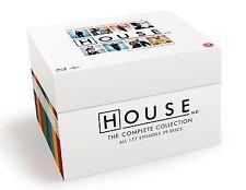Dr. House Staffel 1-8 [39 Blu-rays] *NEU* DEUTSCH Season 1+2+3+4+5+6+7+8 Blu-ray