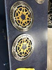 Front Brake Disc Rotors For Kawasaki ZRX1200R 2001-2006 ZRX-1200R ZRX 1200R 02 B