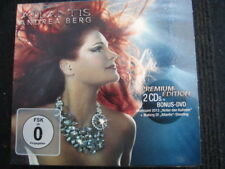 2CD + DVD  ANDREA BERG  Atlantis  Premium Edition  Neuwertig!!!