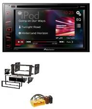 Pioneer AUX DVD CD 2DIN USB MP3 Autoradio für Mazda CX-9 (TB1 2007-2009)