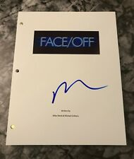 GFA Face/Off Movie * NICOLAS CAGE * Signed Full Movie Script COA