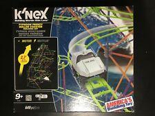 K'nex Typhoon Frenzy Roller Coaster Incomplete