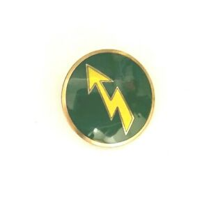 Helferin Signals Blitz Pin - Green