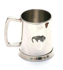 Otter Tankard Metal Pint Drinks Mug British Wildlife Country Animal Present