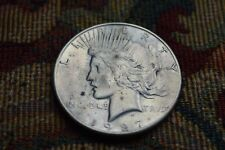 USA 1927 SILVER PEACE DOLLAR