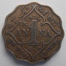 INDIA 1 ANNA 1936