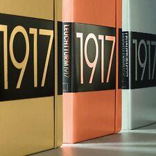 Leuchtturm1917 Classic Metallic A5 Sized Hardcover Notebook - Choose Paper Type