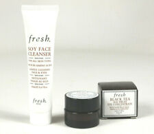 Fresh Soy Face Cleanser & Black Tea Eye Concentrate Mini Duo Set
