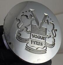 """(1) VOGUE TYRES Wheels CHROME Center Cap Cover # 89-9371 70321875F-2    2""""3/8"""