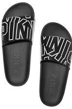 Victoria's Secret PINK Slides Slippers Single Strap Size Medium (7-8) New