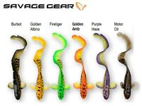 Savage Gear 3D Burbot Lure Fishing Lure 25 - 50cm / 75 - 400g Various Colours