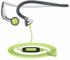 Sennheiser MX 686i Headphones - Yellow/Green