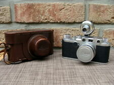 "Leitz Wetzlar - Leica IIf Kit Summitar 1:2/50mm M39 ""aus Sammlung"" - RAR!"