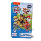 Paw Patrol Top Trumps Two Giant Card Games Nickelodeon