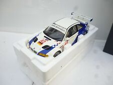 1:18 Minichamps BMW M3 E46 GTR 2001 Lehto #42 MÜLLER Dealer box Near Mint