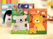 Cute animals Lion Penguin Bear Koala Post Notes Sticky notes memo page flag UK