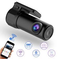 Auto Kamera DVR HD 1080P KFZ Video Dashcam Recorder Wifi G-Sensor Nachtsicht