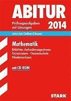 Deutsche Schulbücher mit Mathematik-Thema fürs Abitur im Taschenbuch-Format