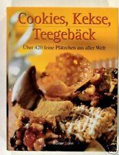 Cookies Kekse Teegebäck über 420 feine Plätzchen