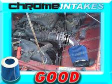 BLACK BLUE 98 99 00-04 ISUZU RODEO/TROOPER/PASSPORT/SLX 3.2L/3.5L V6 AIR INTAKE