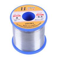 60/40 Tin lead Solder Wire Rosin Core Soldering 2% Flux Reel 0.5mm-2mm 500g MAZY
