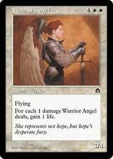 WARRIOR ANGEL Stronghold MTG White Creature — Angel Warrior RARE