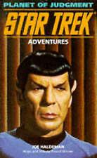 Planet of Judgment (Star Trek: Adventures)-ExLibrary