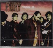 FURY IN THE SLAUGHTERHOUSE / EVERYTHING I DID * NEW SINGLE-CD * NEU *