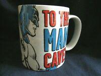 Hallmark Batman Coffee Mug Cup - To The Man Cave