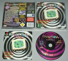 Bubble Bobble Also Featuring Rainbow Islands - PS1 Playstation One PAL complete