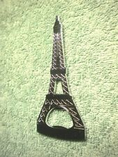 "Kate Aspen""La Tour Eiffel"" Chrome  Bottle Opener KA11083NA"