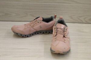 On Cloud WP 19.99831 Running Sneaker - Women's Size 9 M, Rose/Lunar
