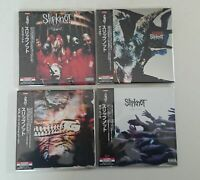Slipknot Japan 4 Titles Set Mini-LP CD Set w/OBI
