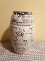 "Brentleigh Ware ""Ballina"" Vase. c1950's Made in England. Impressed M/S"