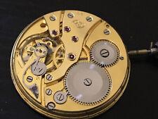 Super High Grade Swiss 17 Jewels By Revue Pocket Watch Movement.