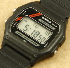 Casio W-18 Vintage Digital Watch RARE