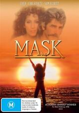 Mask - Cher - Eric Stoltz - New & Sealed Region 4 DVD - FREE POST
