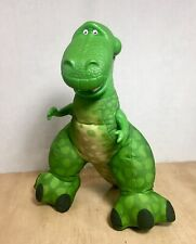 "Big Roaring Rex Toy Story 14"" Squeeze Plush Toy Stuffed Animal Fisher Price 2009"