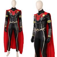 Aquaman Orm Villain Ocean Master Cosplay Costume Full Set Halloween Costume