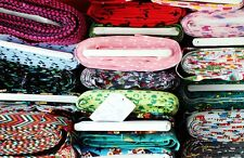 Stoffpaket Jersey Restepaket Mädchen Jungs Neutral 10 Meter Kinderstoff gemischt