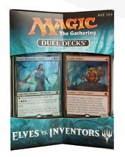 Elves vs. Inventors Magic the Gathering Duel Decks englisch MtG