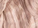 WONDERSCULPT Finest English Viscose OOAK Doll Fairy Hair Wig Reborn Dark Blonde