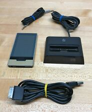 Microsoft Zune Hd Platinum 32 Gb Digital Media Player Model 1402 Tested Working