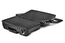 G 3 FERRARI contatto Grill Barbecue DUAL Ridged cucinare piatti caldi CONSEGNA GRATUITA