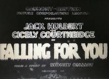 FALLING FOR YOU, 1933, Jack Hulbert, Cicely Courtneidge comedy: DVD-R Region 2