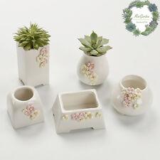 Sale!!!Small Succulent & Cacti Pot// 2 for $10