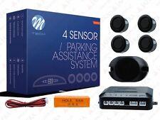 PDC Park Sensoren 4 Stück x 18 mm Parking Assistance System Schwarz