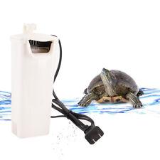 Low-Level Aquarium Filter Magnetism Turtle Amphibian Fish Tank Reptile Media Ne